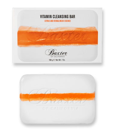 Baxter - Citrus & Musk Cleansing Bar