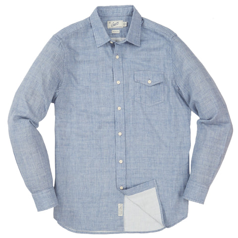 Grayers - Chambray Double Cloth Shirt