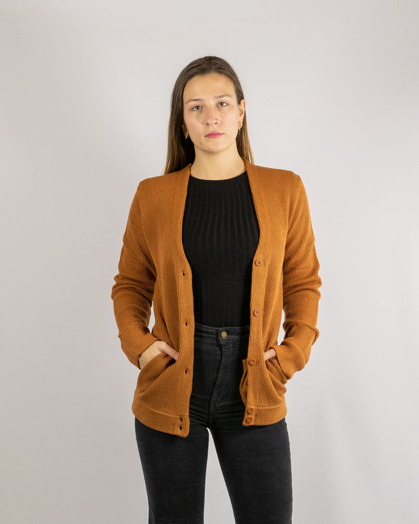 Brixton - Oxford Cardigan