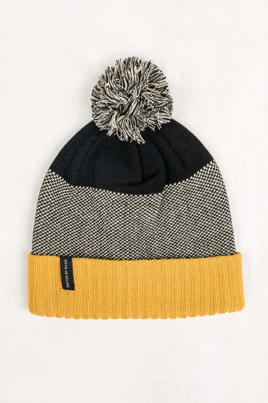 United By Blue - Birdseye Pom Beanie (Multiple Colors)