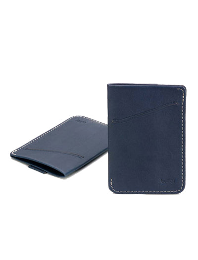 Bellroy - Card Sleeve Wallet Blue Steel