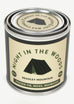 Bradley Mountain - Night in the Woods Candle