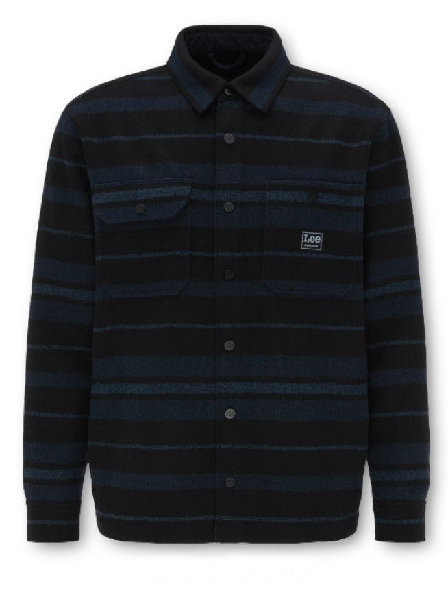 Lee - Box Pocket LS Overshirt Shirt