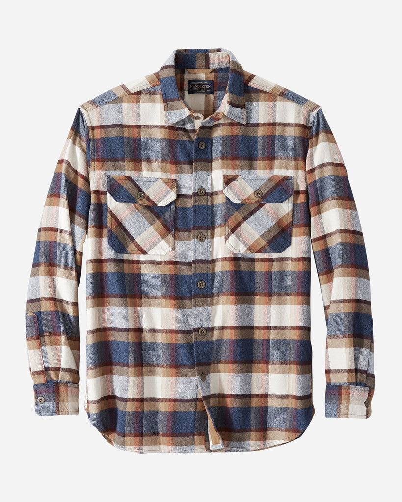 Pendleton - Burnside Flannel Shirt