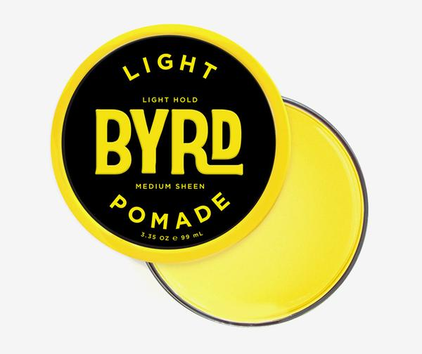 Byrd - Light Pomade 3.35 oz