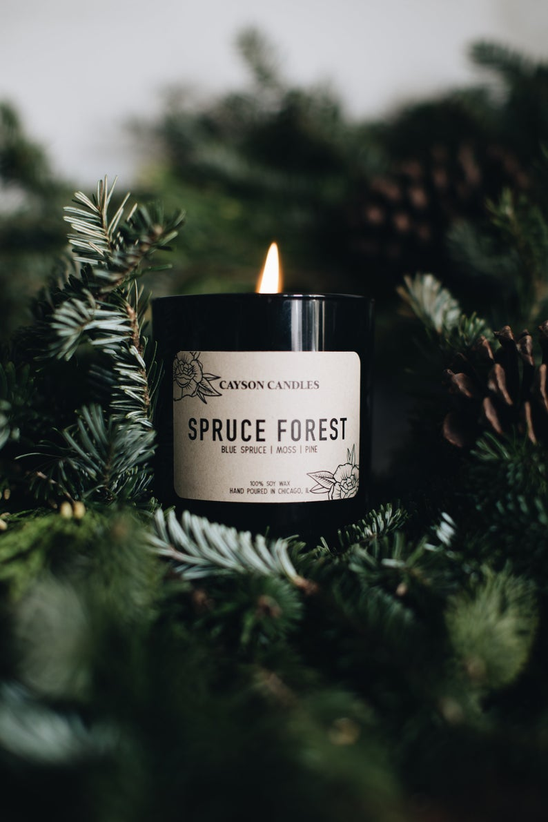 Cayson Candles - Spruce Forest