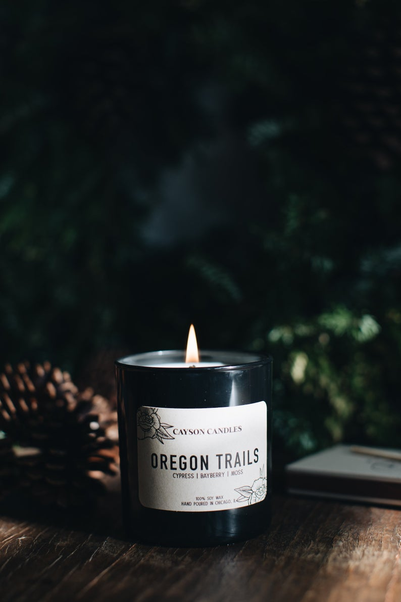 Cayson Candles - Oregon Trails Candle
