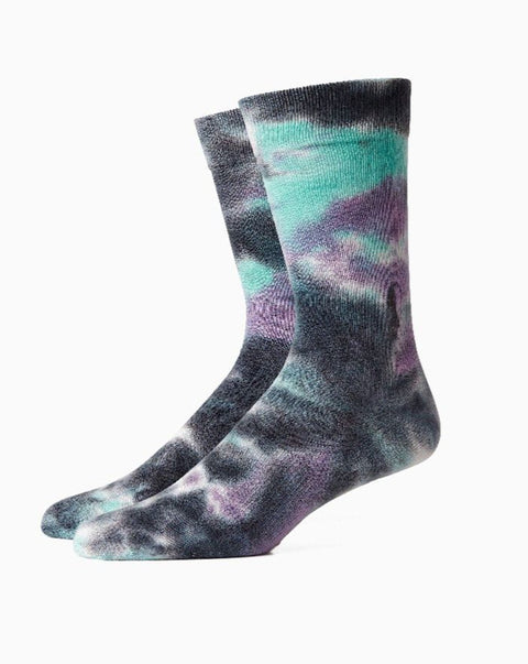 Richer Poorer - Sherbet Socks Blue Nights