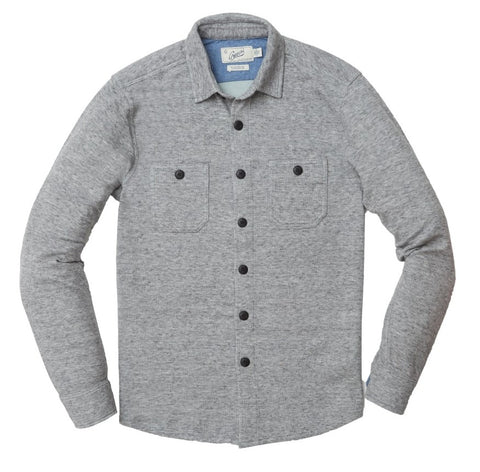 Grayers - East End Double Cloth Shirt Jacket