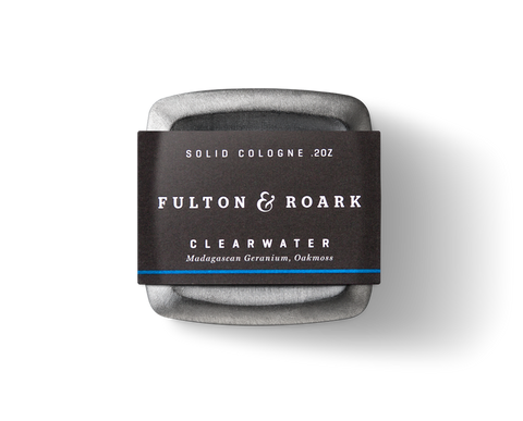Fulton & Roark - Clearwater Solid Cologne