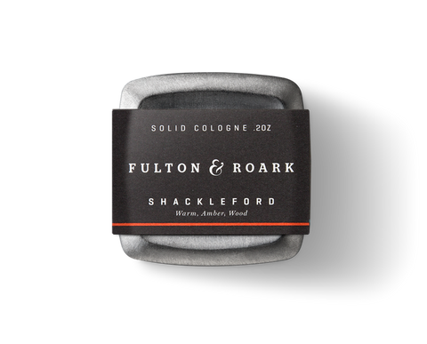 Fulton & Roark - Shackleford Solid Cologne
