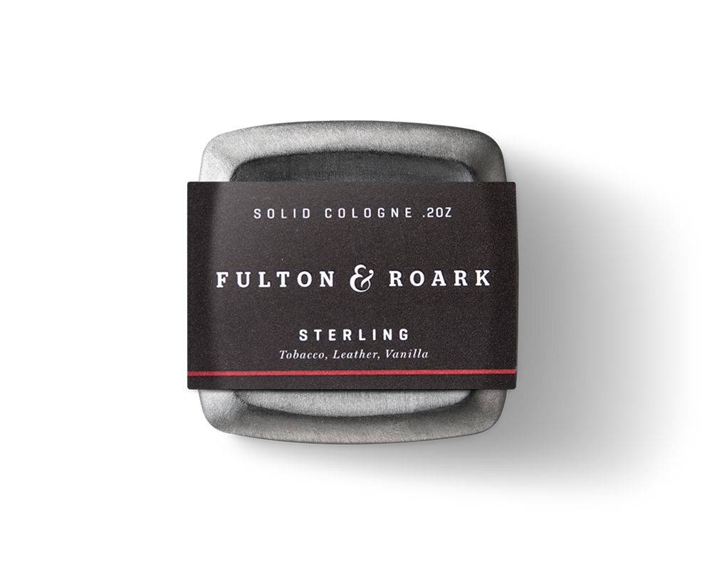 Fulton & Roark - Sterling Solid Cologne