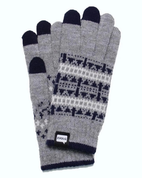 EVOLG - Native Knit Unisex Gloves