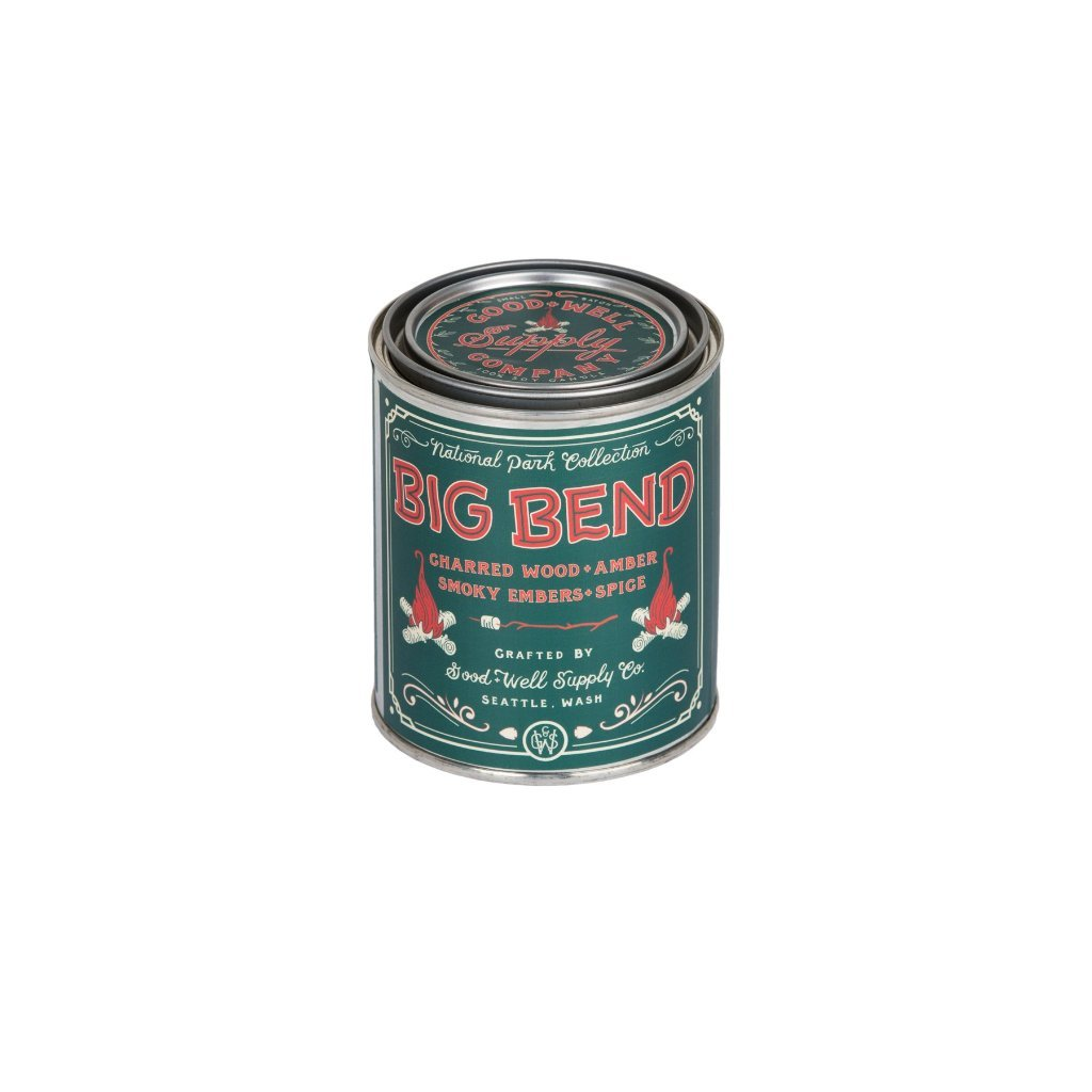 Good & Well Supply Co - Big Bend National Park Candle