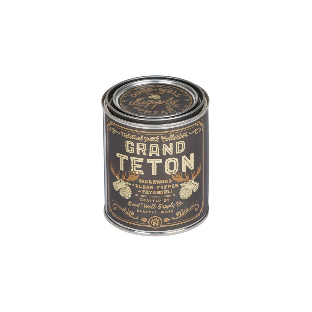 Good & Well Supply Co - Grand Teton National Park Candle