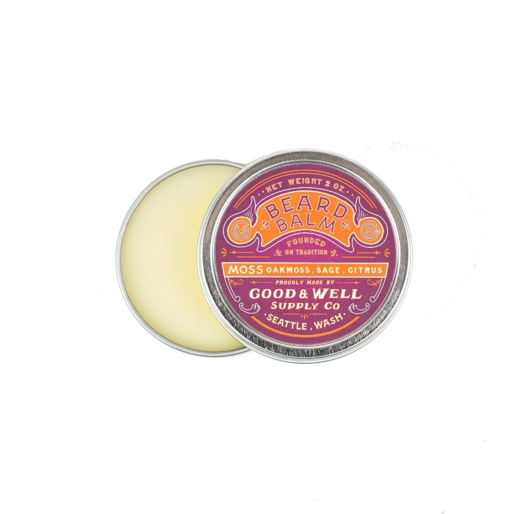 Good & Well Supply Co - Moss Beard Balm