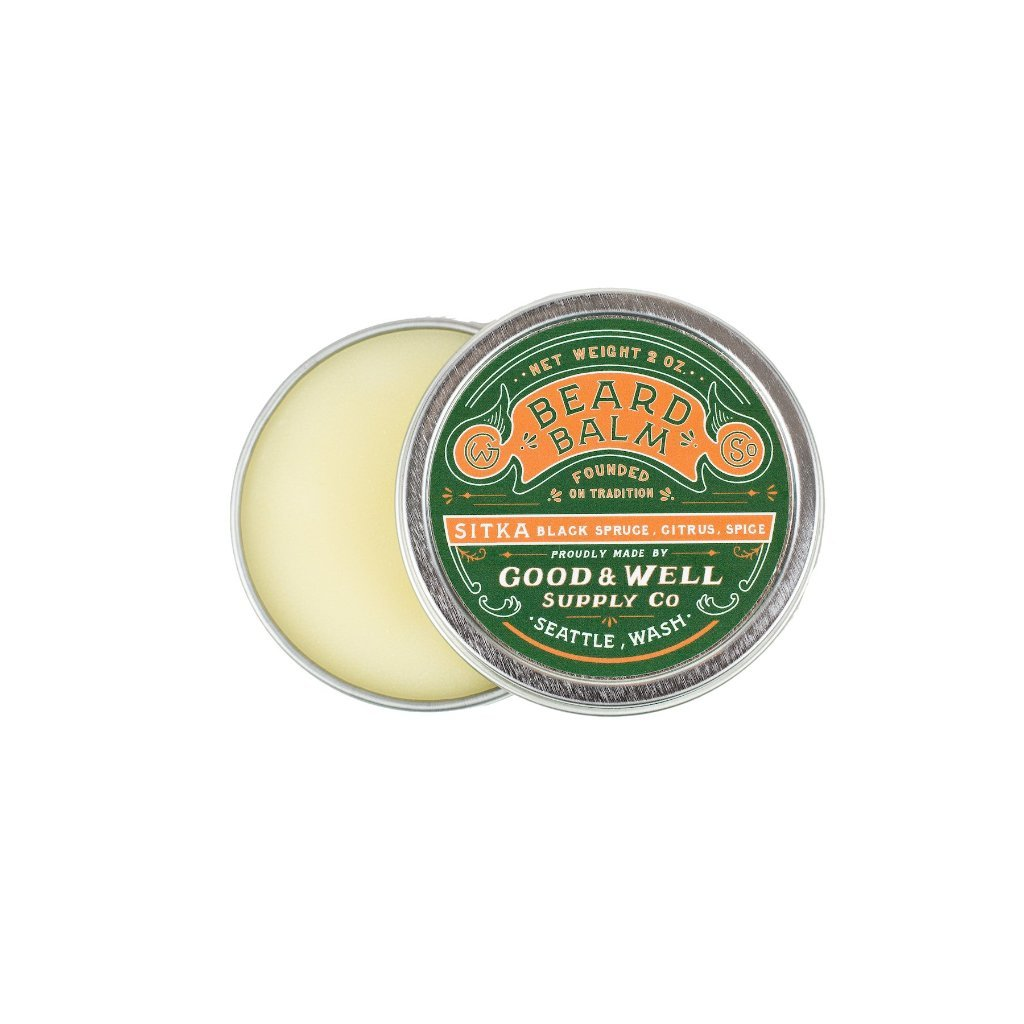 Good & Well Supply Co - Sitka Beard Balm