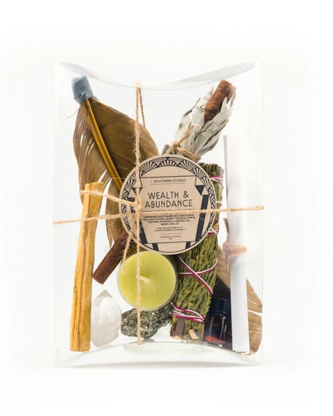 J. Southern Studio - Wealth & Abundance Ritual Kit