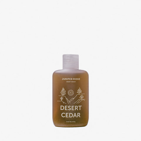 Juniper Ridge - Desert Cedar Body Wash 2oz
