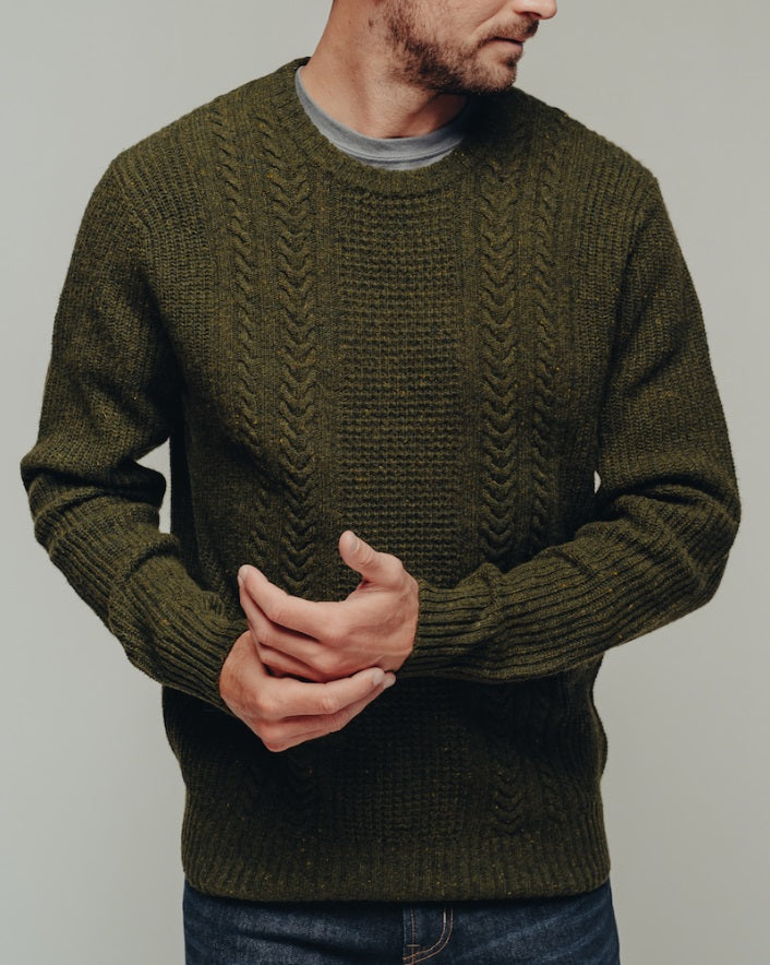 Normal Brand - Kennedy Crew Sweater