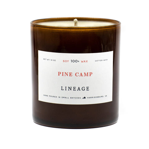 Lineage - Pine Camp Candle