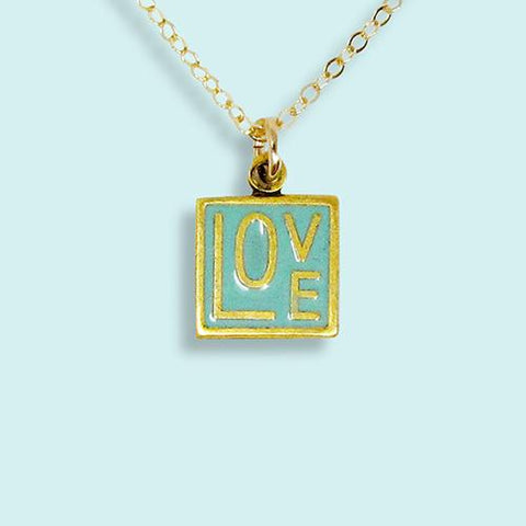 Ornamental Things - Love Necklace