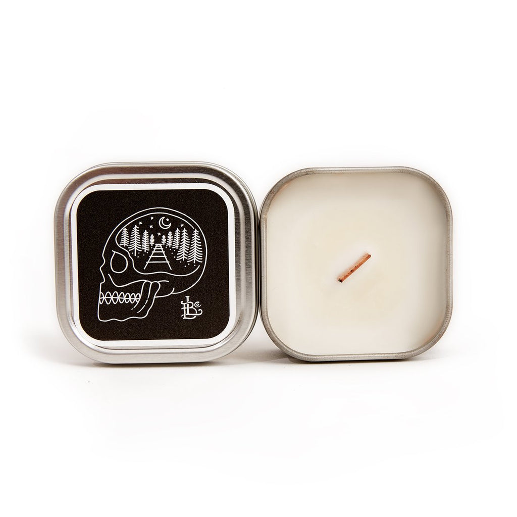 Lucky Bastard Co - The Goin' Home Travel Candle