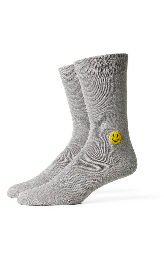 Richer Poorer - Lucky Sock Grey
