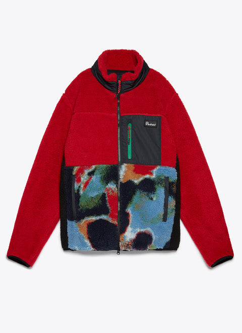 Penfield - Mens MATTAWA Print Fleece