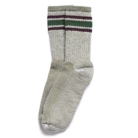 American Trench - Merino Activity Sock Green