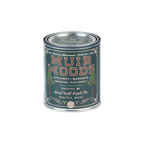 Good & Well Supply Co - Muir Woods Candle