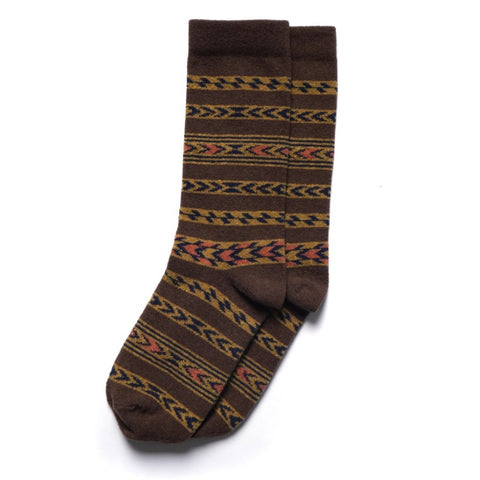 American Trench - Navajo Stripe Sock