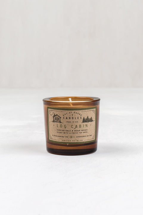 United by Blue - Log Cabin Candle 3oz Candle