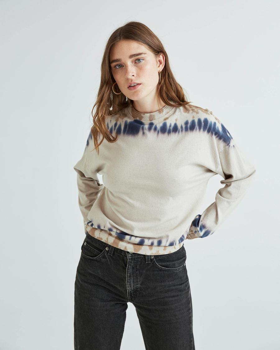Richer Poorer - Women's Relaxed LS Pullover
