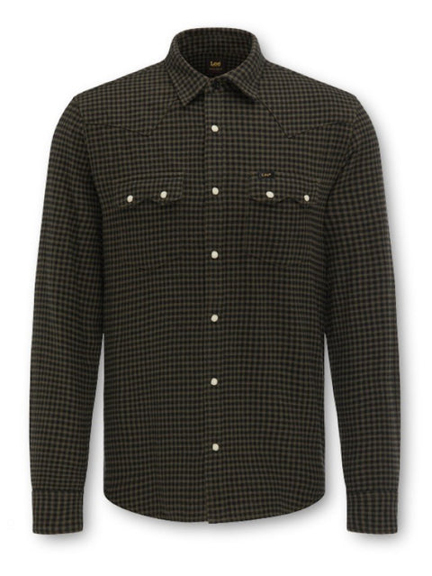 Lee - Rider Flannel LS Shirt