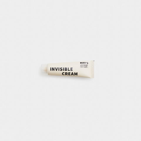 Rudy's - Invisible Cream 1oz
