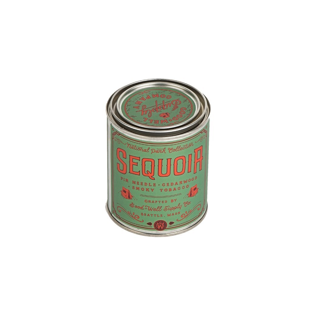 Good & Well Supply Co - Sequoia Candle