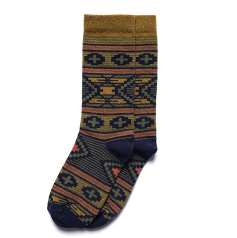 American Trench - Southwest Diamond Sock