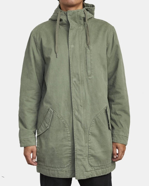 Rvca - Standard Issue Parka 2