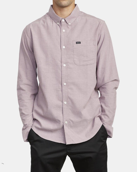 RVCA - That'll Do Stretch LS Shirt