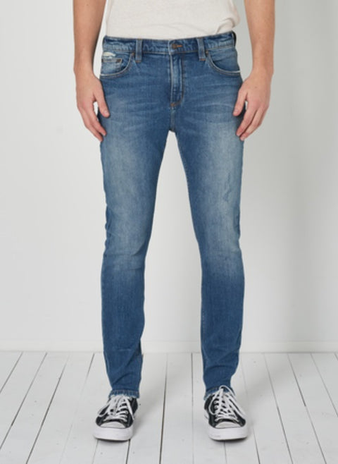 Rollas - Tim Slim Organic Worn Wash