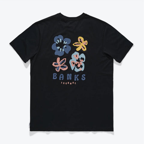 Banks Journal - Travels Breeze Tee