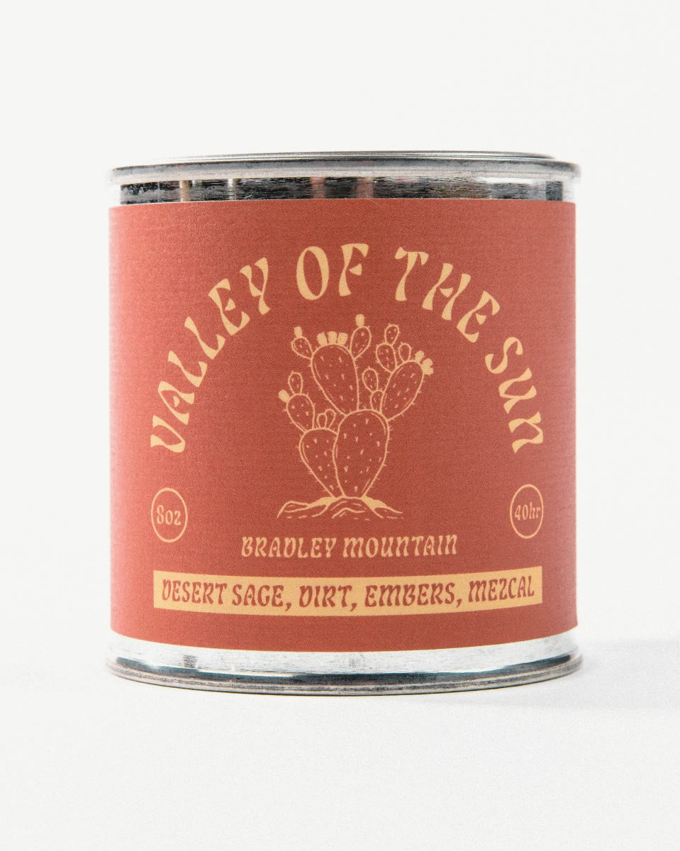 Bradley Mountain - Valley of the Sun Candle