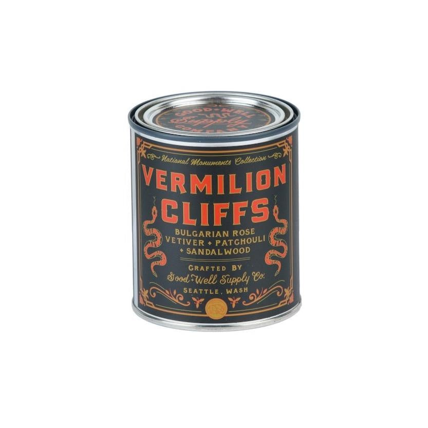 Good & Well Supply Co - Vermilion Cliffs Candle