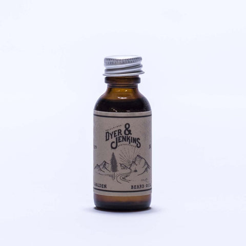 Dyer & Jenkins - Walden Beard Oil