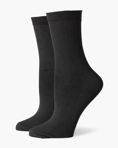 Richer Poorer - Nightingale Socks Charcoal