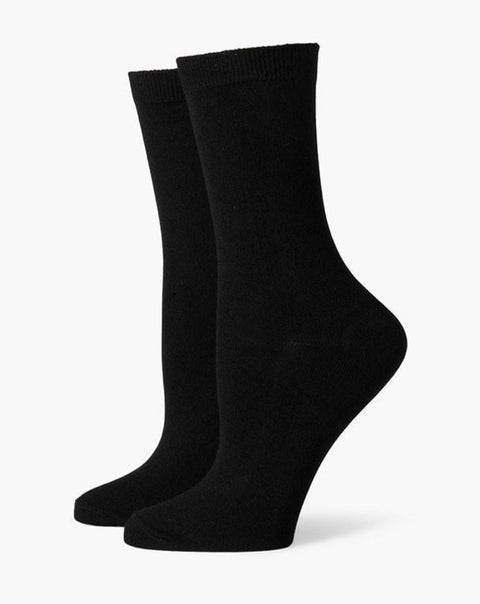 Richer Poorer - Nightingale Socks Black