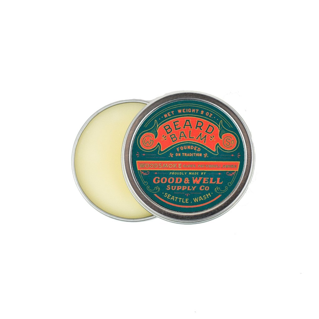 Good & Well Supply Co - Woodsmoke Beard Balm