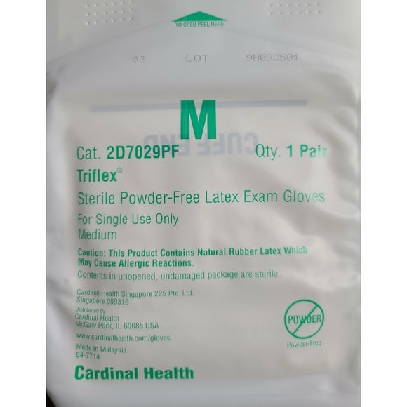 Sterile Powder Free Med Gloves