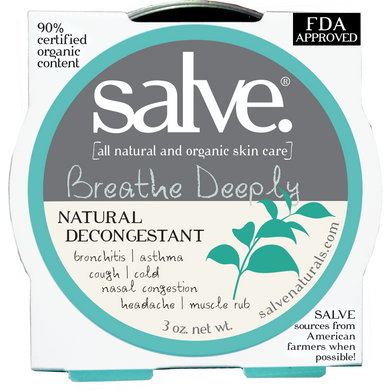 Breathe Deeply – Emergency Salve